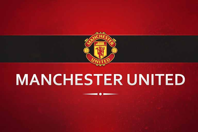 Manchester United Red Black