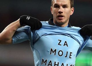 Edin Dzeko Man City Za Moje