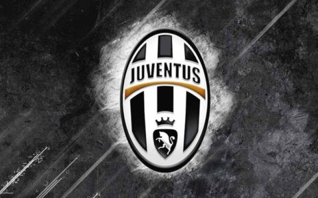 juventus black white